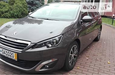 Peugeot 308 2015 в Чернигове