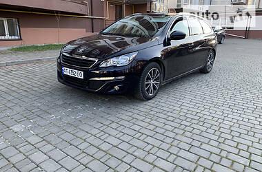 Peugeot 308 2015 в Івано-Франківську