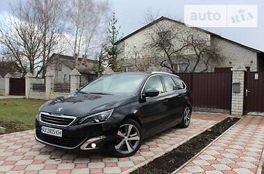 Универсал Peugeot 308 2015 в Харькове