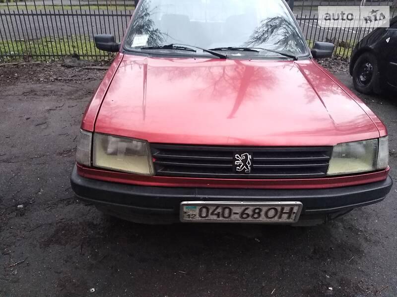 Хэтчбек Peugeot 309 1986 в Николаеве
