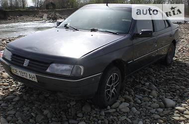 Седан Peugeot 405 1989 в Калуше
