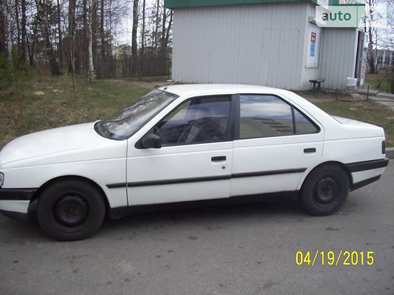 Peugeot 405 1989 в Чернігові