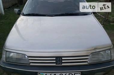Peugeot 405 1989 в Бориславе
