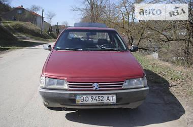 Peugeot 405 1987 в Бережанах