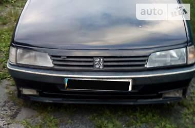Peugeot 405 1988 в Луцке