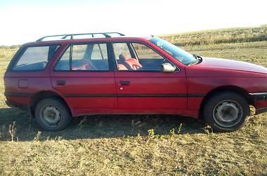 Peugeot 405 1989 в Донецке