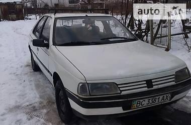 Peugeot 405 1990 в Новояворівську