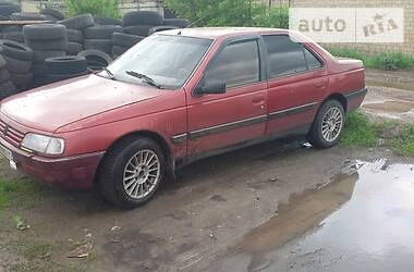 Седан Peugeot 405 1990 в Киеве