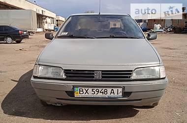 Седан Peugeot 405 1989 в Львове
