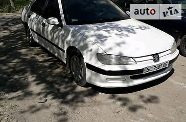 Peugeot 406 1997 в Ивано-Франковске