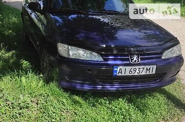 Седан Peugeot 406 1996 в Кагарлыке