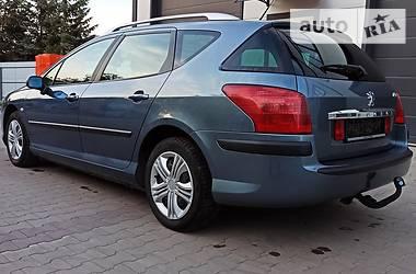 Peugeot 407 SW 2008 в Умани