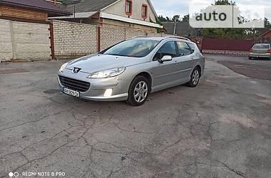 Peugeot 407 SW 2008 в Новограде-Волынском