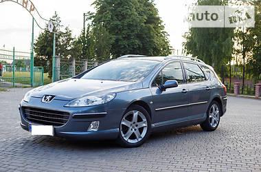 Универсал Peugeot 407 SW 2007 в Владимирце