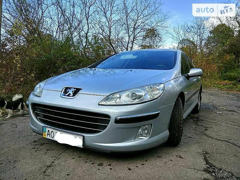 Peugeot 407 2006 в Виноградове