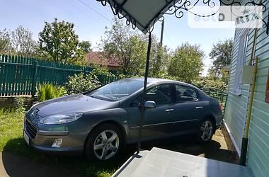 Peugeot 407 2008 в Рожнятове