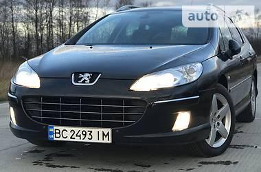 Peugeot 407 2010 в Стрые