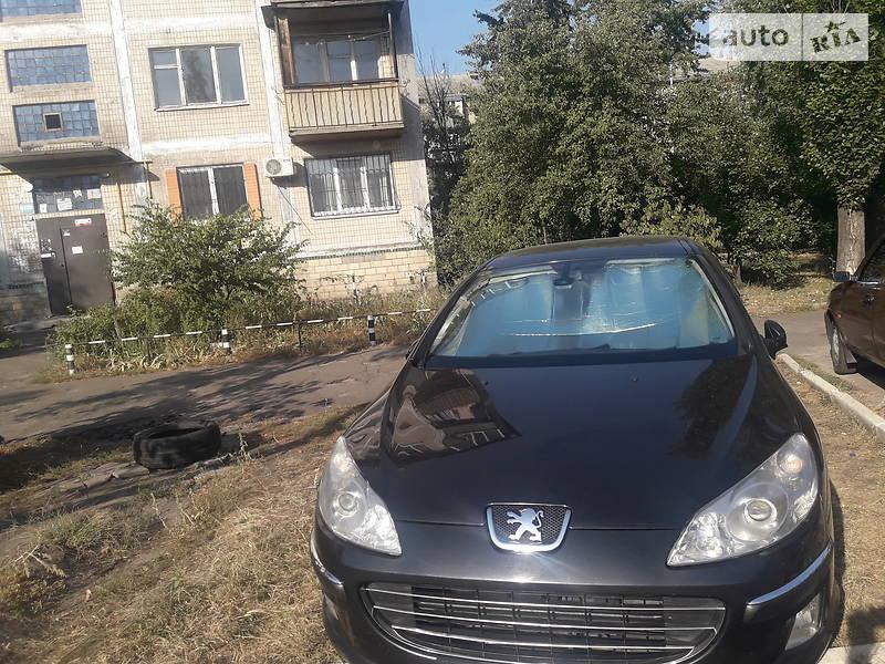 Седан Peugeot 407 2006 в Києві