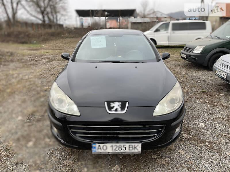 Peugeot 407 1.8i