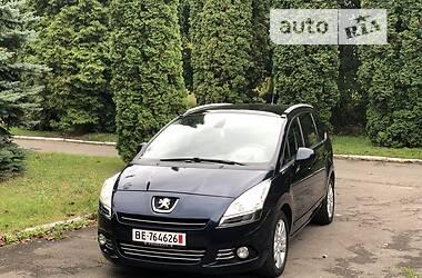 Минивэн Peugeot 5008 2010 в Ровно