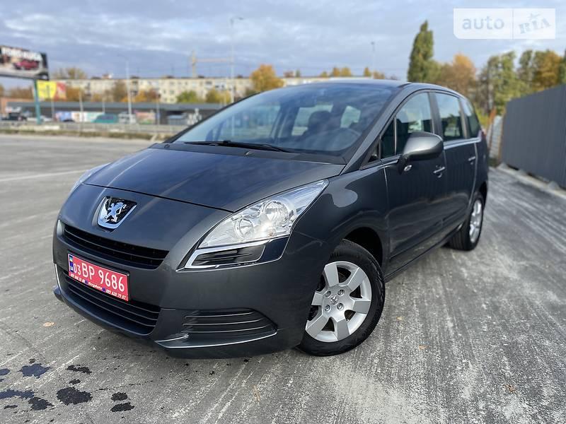 Peugeot 5008 1.6in