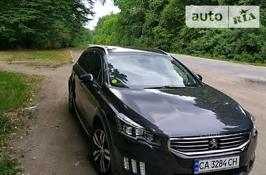 Peugeot 508 RXH 2016 в Смеле
