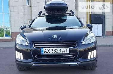 Peugeot 508 RXH 2012 в Харькове