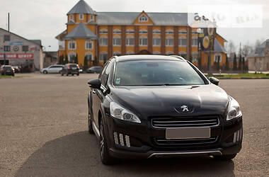 Универсал Peugeot 508 RXH 2013 в Самборе
