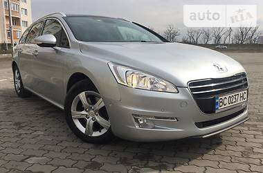 Peugeot 508 2.0 Active PANORAMA 2011
