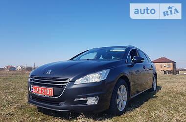 Peugeot 508 2011 в Львове