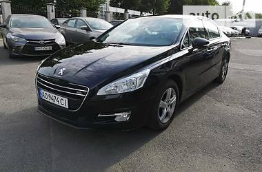 Peugeot 508 2012 в Одессе
