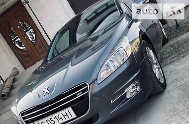 Peugeot 508 2013 в Львове