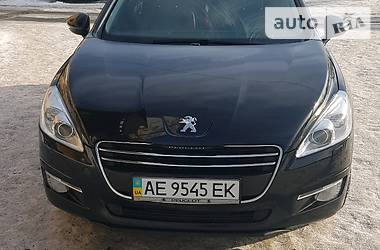 Седан Peugeot 508 2011 в Днепре