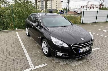 Унiверсал Peugeot 508 2011 в Києві