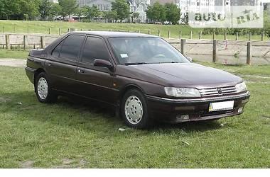 Peugeot 605 1993 в Вараше