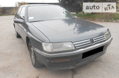 Peugeot 605 1990 в Запорожье