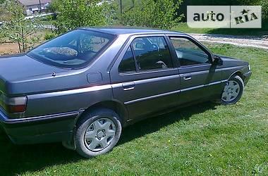 Peugeot 605 1993 в Чорткове