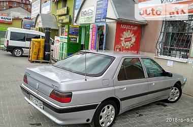 Peugeot 605 1996 в Тернополе