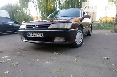 Peugeot 605 1990 в Ровно