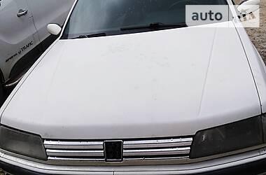 Седан Peugeot 605 1992 в Львове