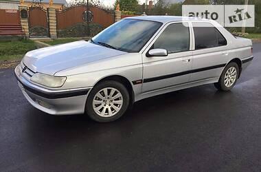 Peugeot 605 1999 в Черновцах