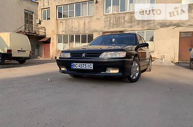 Седан Peugeot 605 1996 в Львове