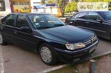 Седан Peugeot 605 1990 в Черкассах