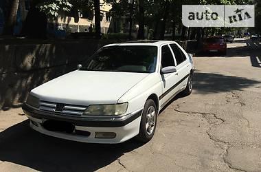 Седан Peugeot 605 1996 в Днепре