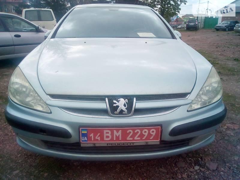 Peugeot 607 2002 в Червонограді