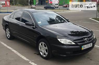 Peugeot 607 2002 в Кропивницком