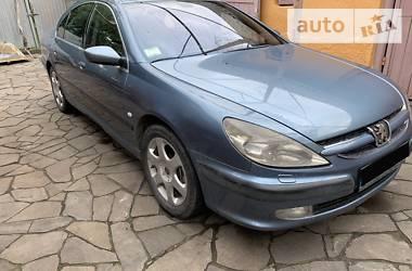 Peugeot 607 2000 в Мукачево