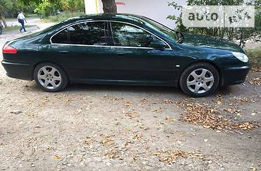 Peugeot 607 2001 в Херсоне