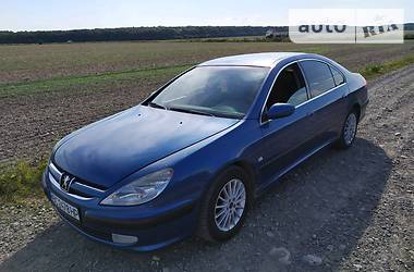Peugeot 607 2001 в Буске