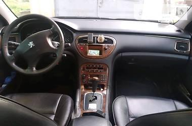 Peugeot 607 2001 в Бершади